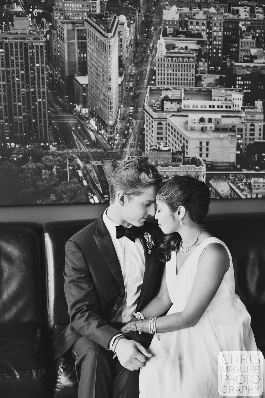 bride groom romantic portrait peoria