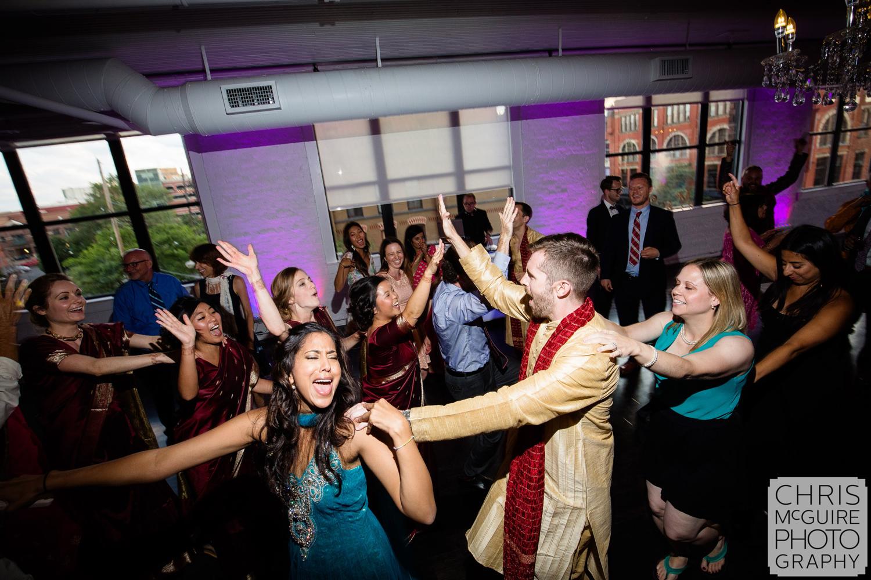 peoria wedding dancing