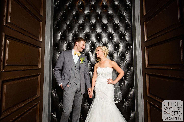 bride groom modern portrait peoria