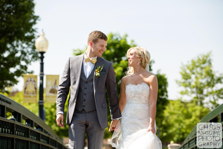 central illinois wedding