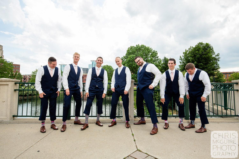 groom groomsmen socks