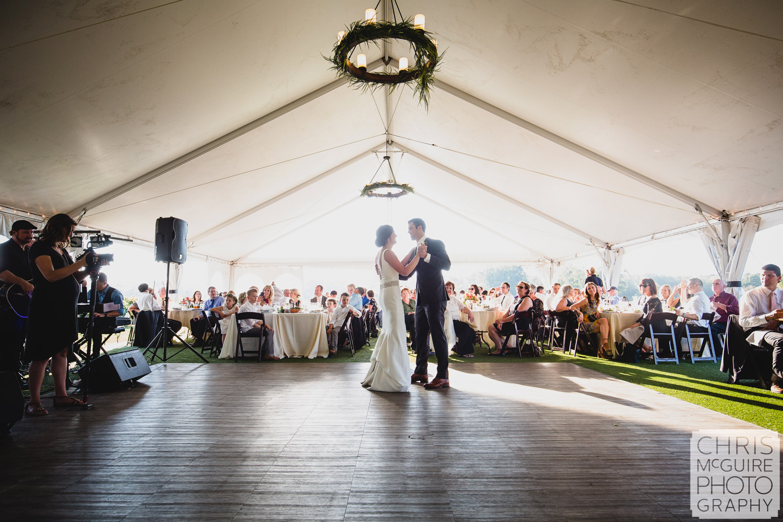 first dance at wedding reception peoria