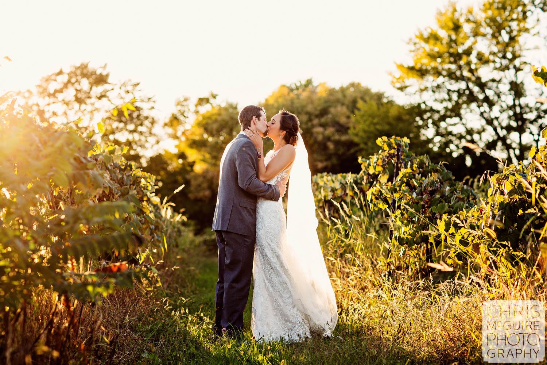 Peoria Illinois wedding photographer Chris McGuire