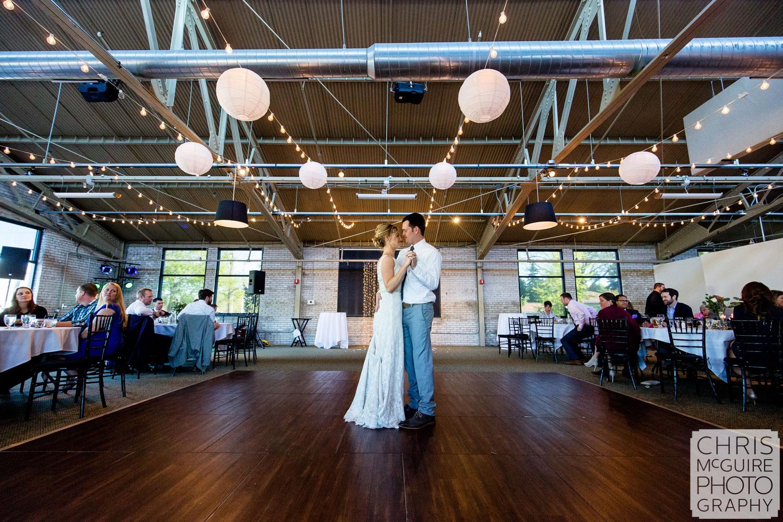 first dance peoria illinois wedding photographer