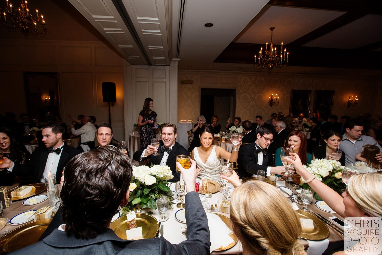wedding reception toast peoria il