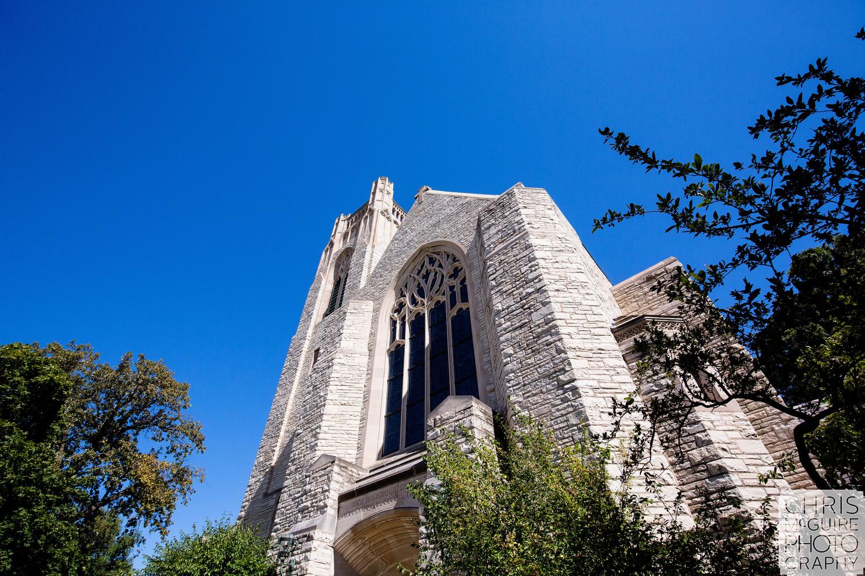 Trinity United Methodist church in Chicago
