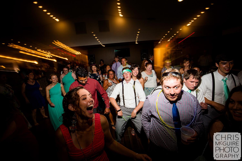 wedding reception fun peoria il