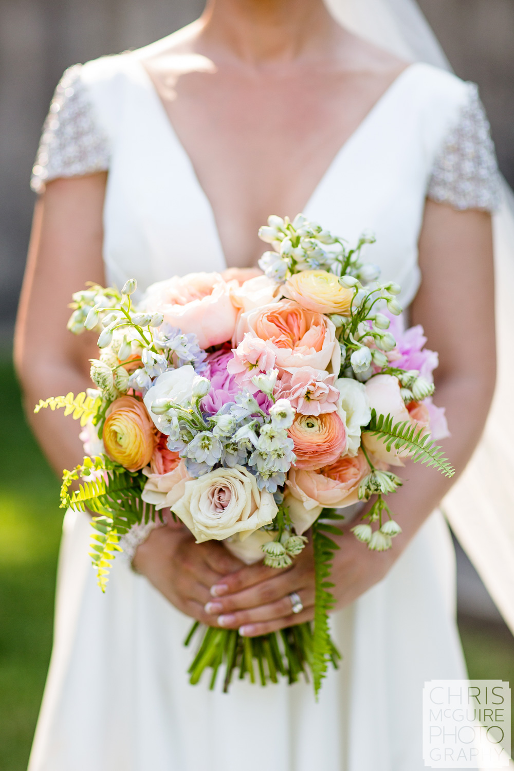 flowers by kristine bridal bouquet