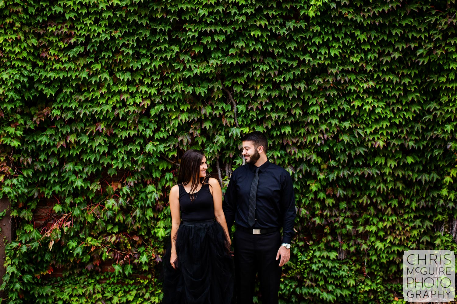 Peoria Engagement Photography, Chris McGuire Photography, Warehouse District