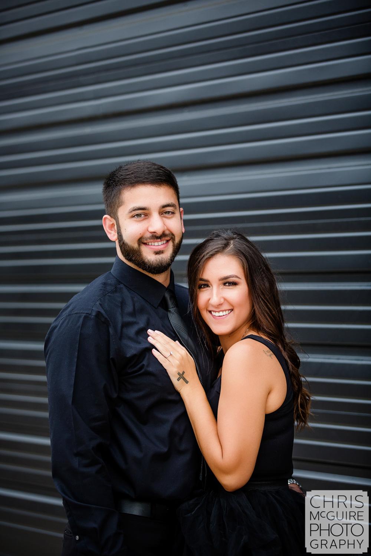 Peoria Engagement Portrait