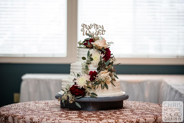 Peoria Illinois Wedding Cake