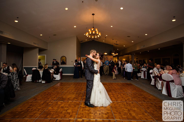 Weaver Ridge Wedding First Dance