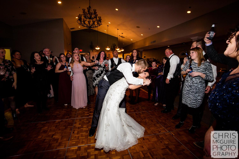 Weaver Ridge Dancefloor Kiss