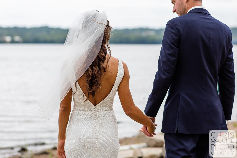 Peoria Riverfront Wedding Photography