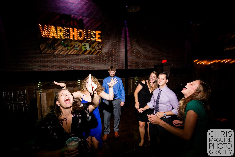 Warehouse on State Wedding Reception