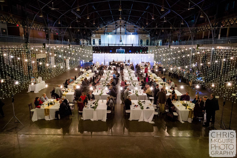 Illinois State Fairgrounds Wedding Reception