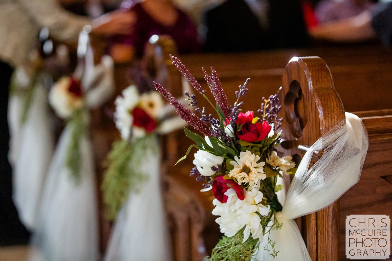 Sacred Heart Peoria Wedding