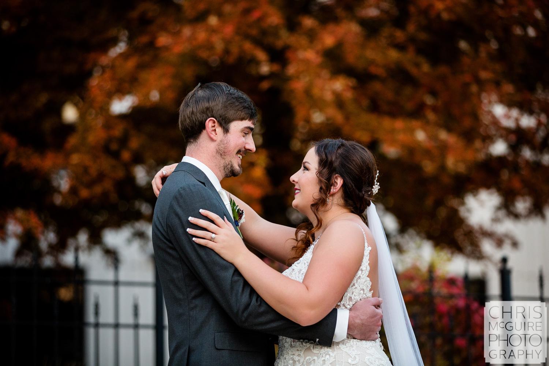 Peoria IL Fall Wedding
