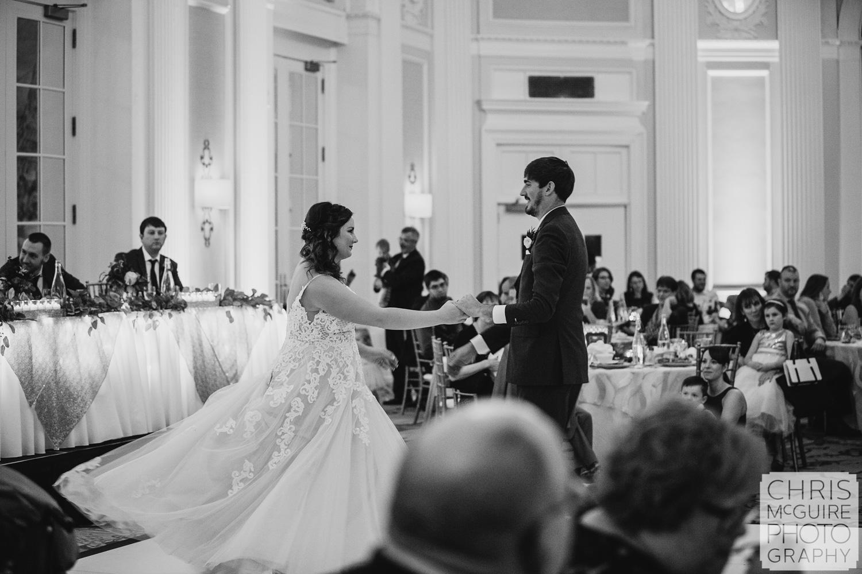 Peoria Pere Marquette Wedding Dancing