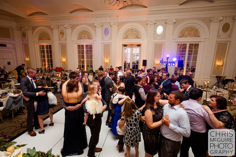 Peoria Pere Marquette Wedding Dancefloor