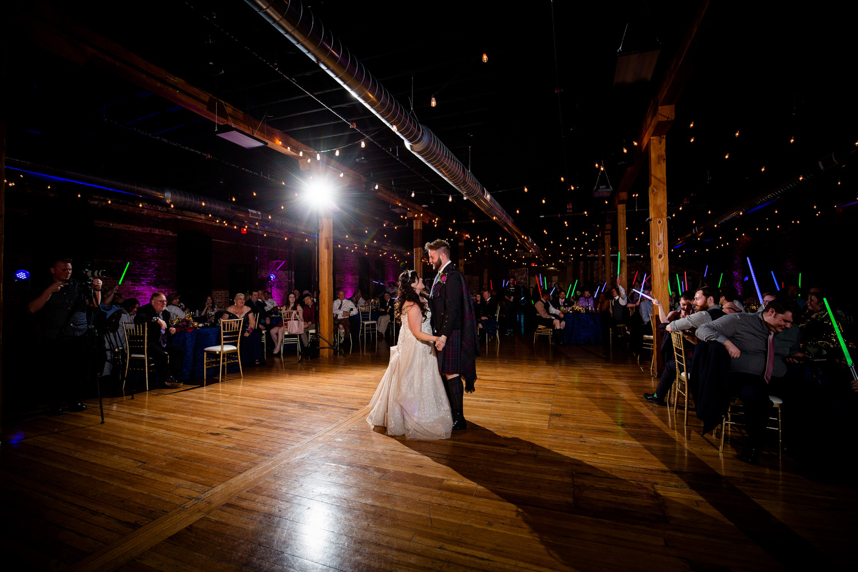 Star Wars Wedding in Peoria Illinois