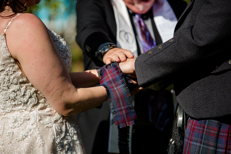 Scottish Wedding Tradition