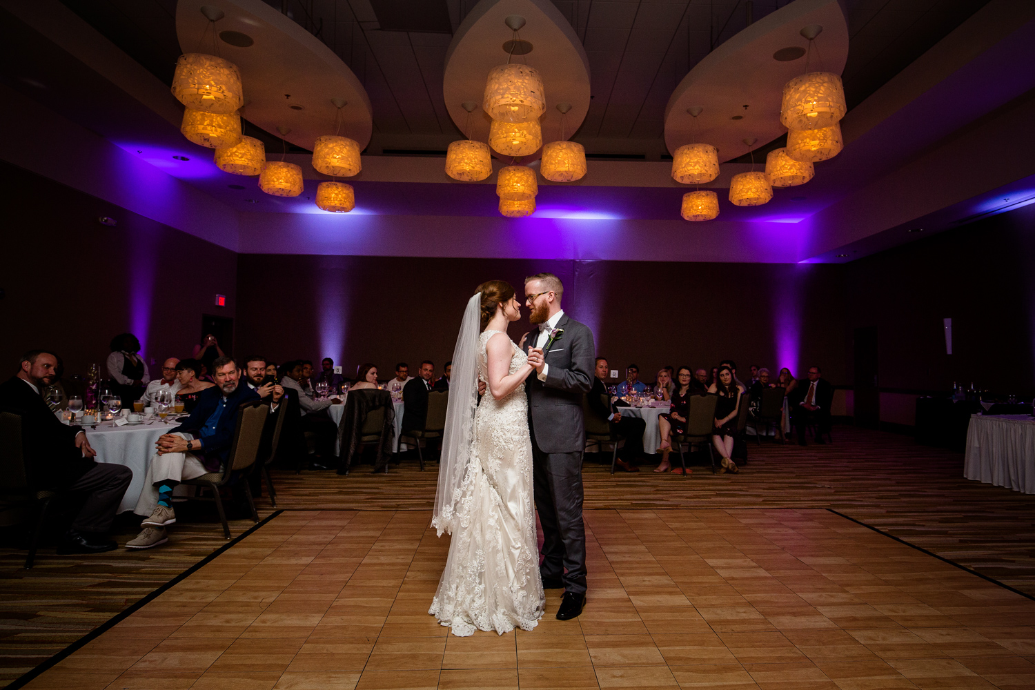 First Dance at I Hotel in Champaign IL