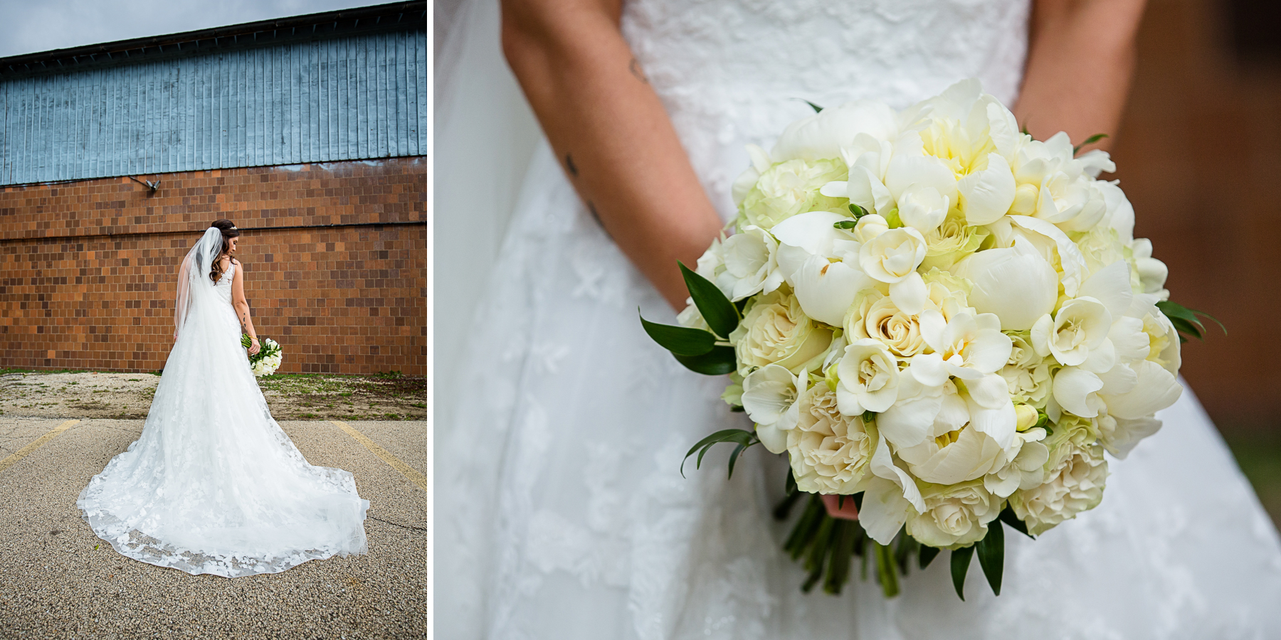 Create A Scene Wedding Bouquet