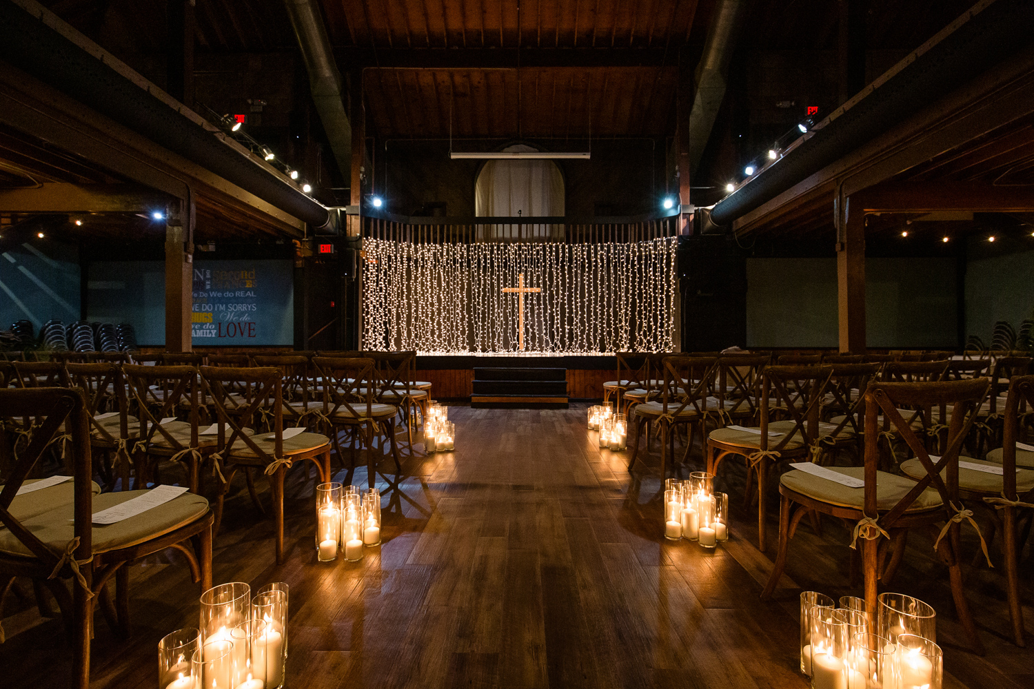 Second Chance Church Wedding in Peoria Illinois