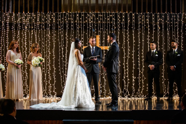 Second Chance Church Wedding