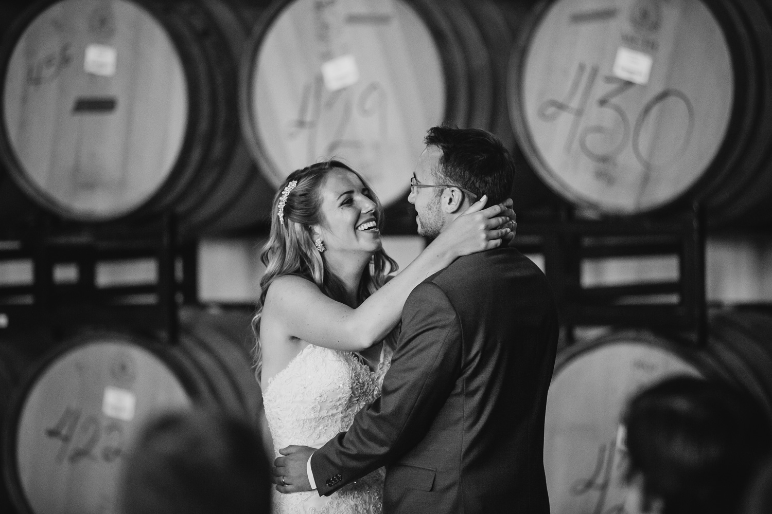Destihl Brewery Wedding First Dance