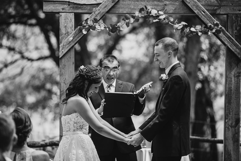Wedding Ceremony Laugh