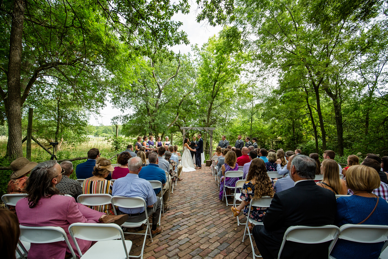 Wildlife Prairie Park Wedding