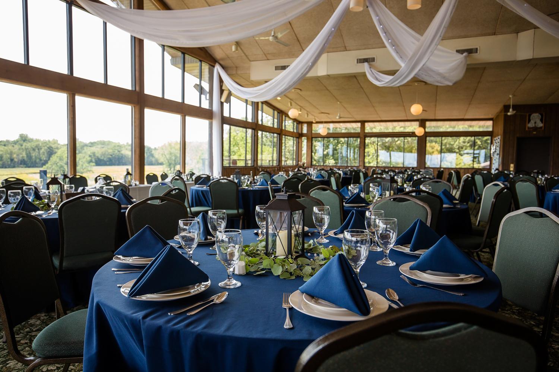 Wildlife Prairie Park Wedding Reception Hespell Deck