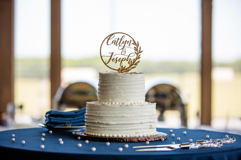 Princess Creations Wedding Cake