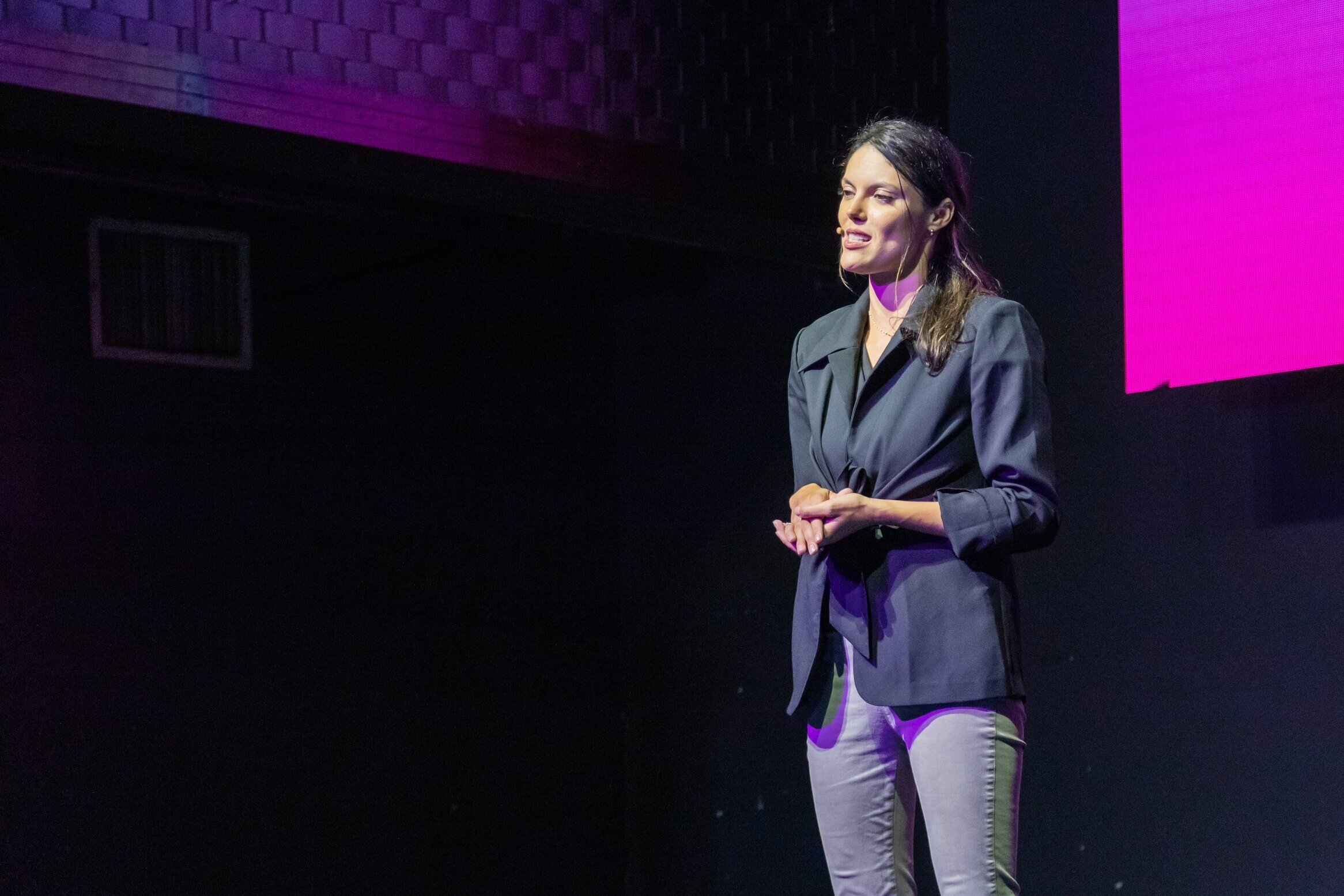 SPEAKING - Electrify and inspire your audience.