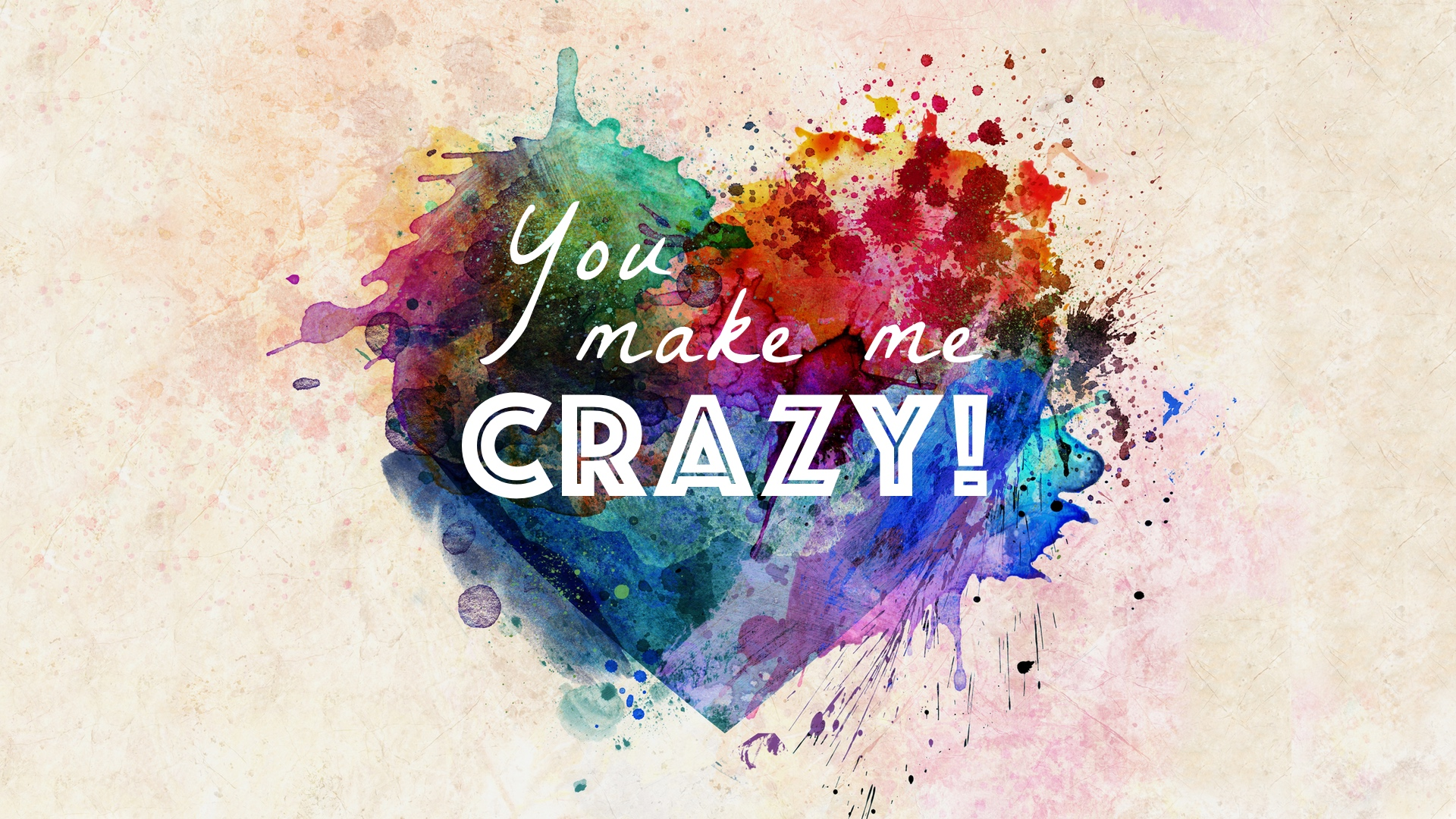you Make me crazy - Based on the Book of James, You Make Me Crazy is a series about relationships, but more specifically, it's a series about the kind of communication that makes relationships healthy.