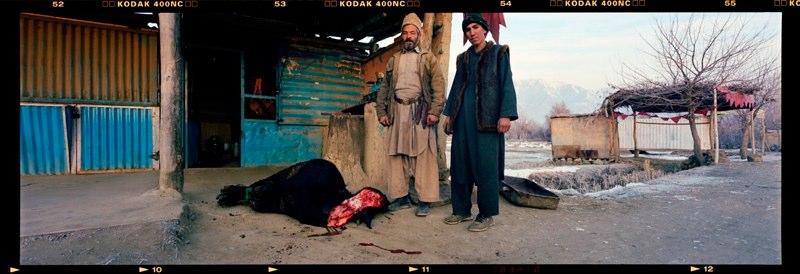Festival of Eid al-Fitr outside Kabul.