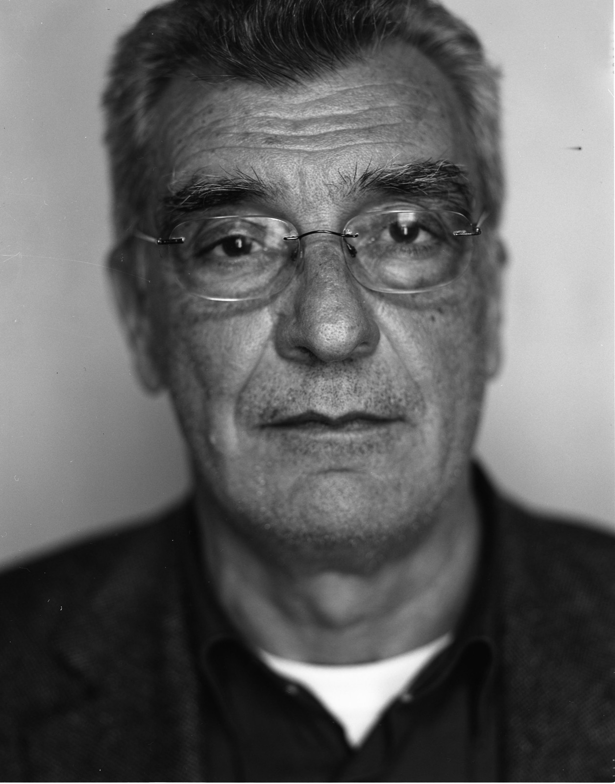 "Spyros Galinos, mayor of Lesbos, who wants to see a safe passage for refugees. ""The lack of European international policy for this refugee crisis forces the refugees to choose this way, and forces them to collaborate with illegal smuggling networks in order to cross the Aegean Sea in such dangerous conditions."""