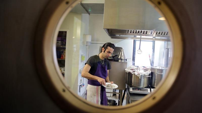 Syrian refugee chefs share their recipes - Al Jazeera, July 2016By Marie-Hélène Carleton