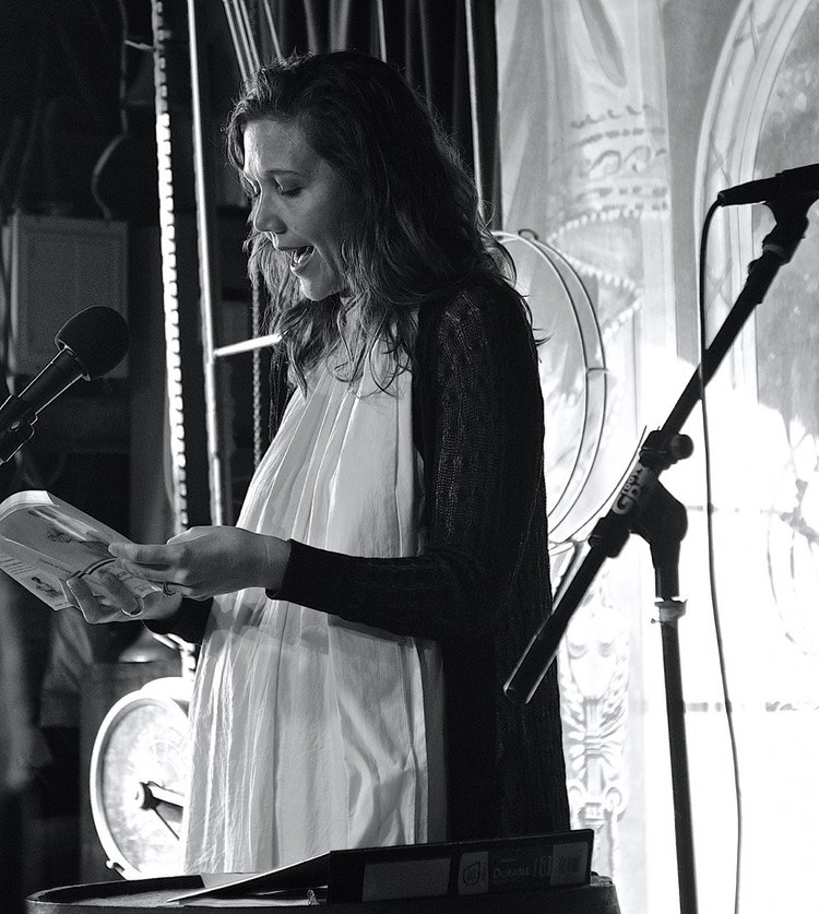 ScreeningRoom hosts reading of Walt Whitman's Song of Myself - Readers included Maggie Gyllenhaal, Peter Sarsgaard, Monique Truong, Adam Haslett, Péter Zilahy, and more.