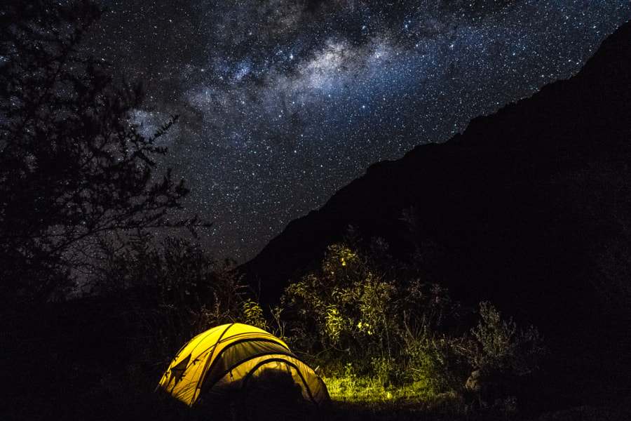 Milky Way Camping