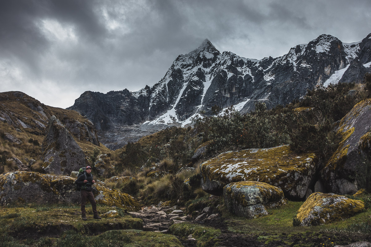 The Santa Cruz Trek is beautiful. On top, the Ancash region offers many other cool things to do...