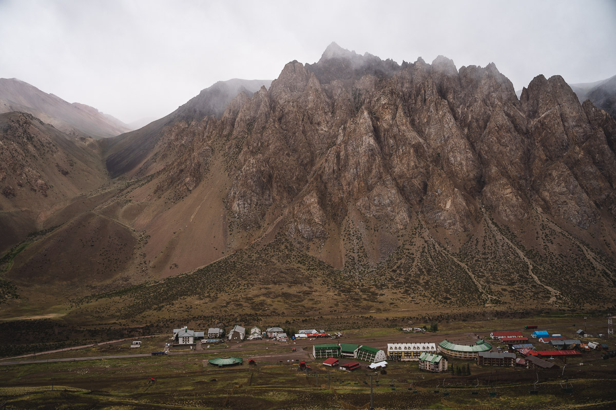 The little village Penitentes
