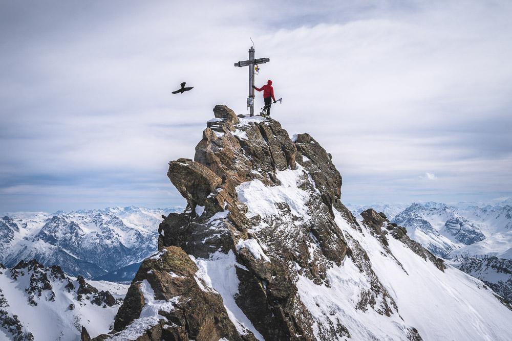 Die Skidurchquerung der Silvretta war bisher meine schönste dieser Art