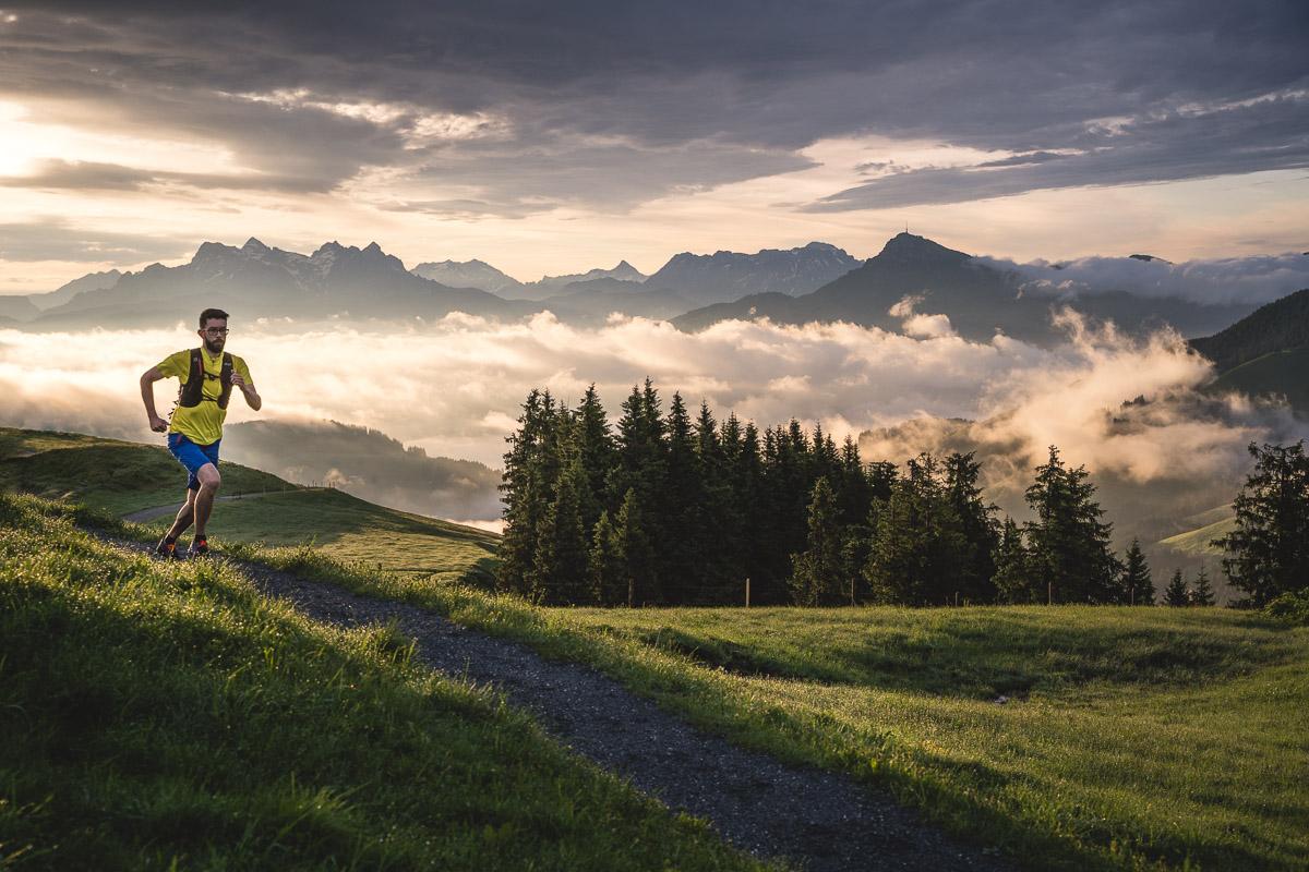Trailrunning im Wilden Kaiser