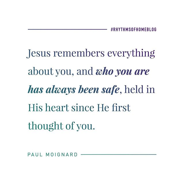 """Jesus remembers everything about you, and who you are has always been safe, held in His heart since He first thought of you."" Check our the new ROH Blog, out today! Link in profile! 👆🏻 #godsvoice #holyspirit #blog #Jesus #Christ #Christian #Love #hope #lord #God #JesusChrist #GoodNews #beloved #peace #freedom #Encouragement #prayer #Pray #faith #praise #jesusfreak #truth #trust #Christians #Relationships #Encouragement #socality"