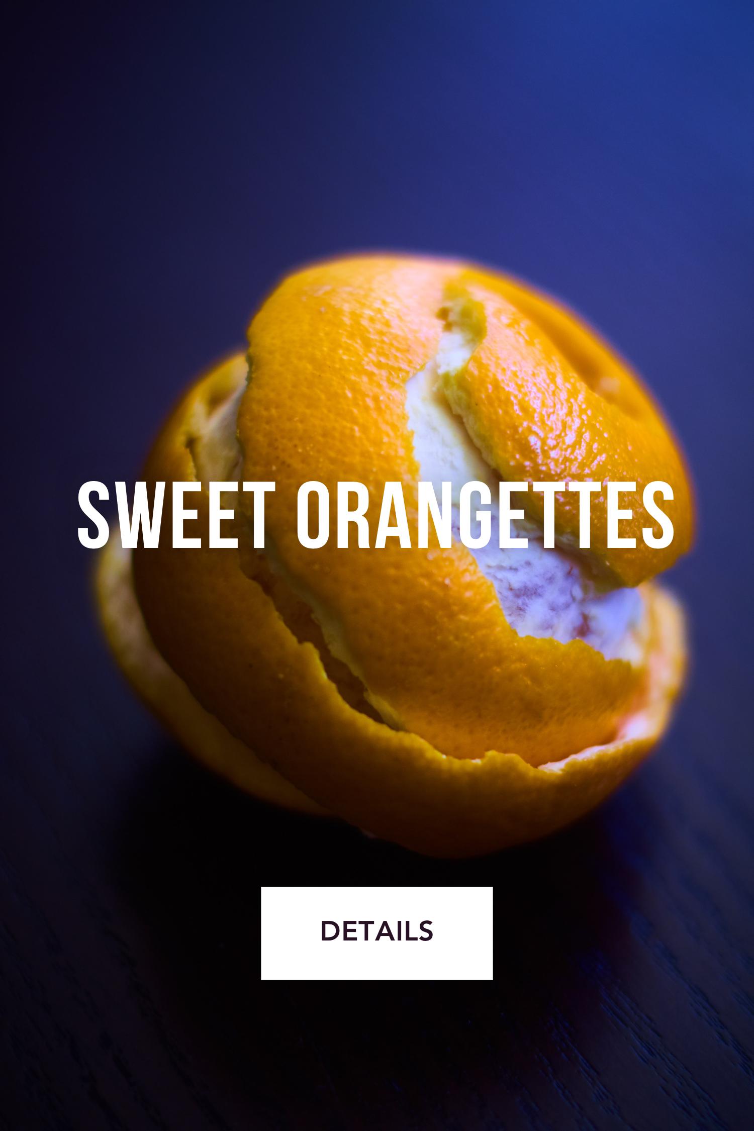 Sweet Orangettes