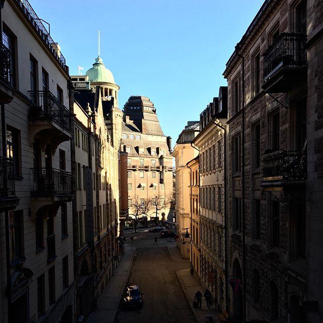 """""""L'empire des lumières"""" #sandstudio #stockholm"""