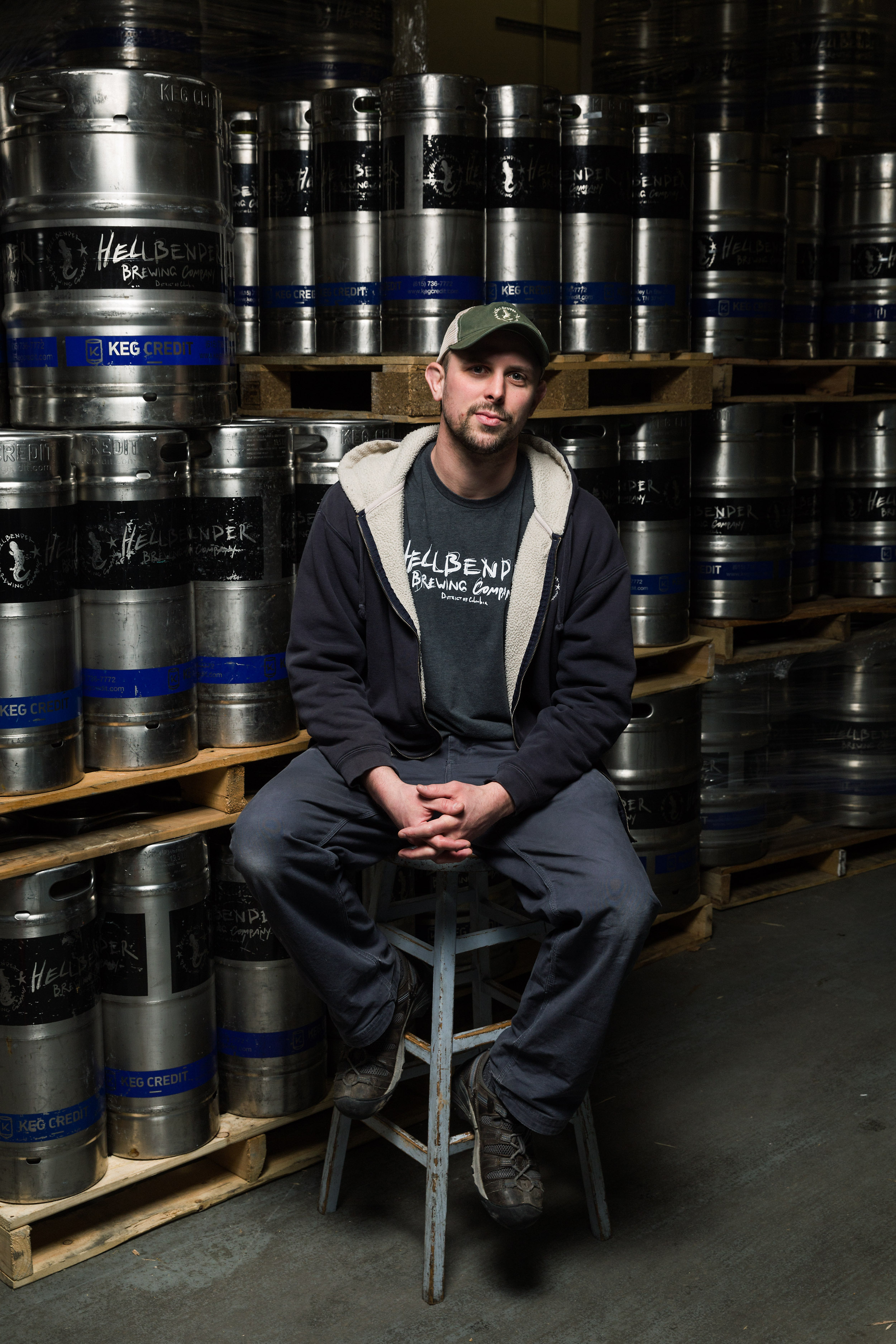 Co-Founder of Hellbender Brewing Company